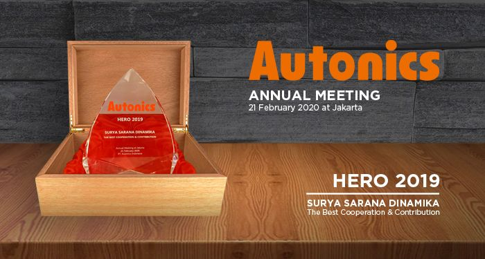 Autonics Annual Meeting 2020